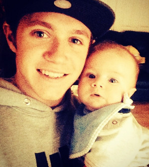 Niall and Theo ♚
