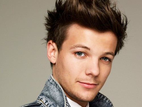 One Direction fond d'écran with a portrait entitled Louis Tomlinson ♡