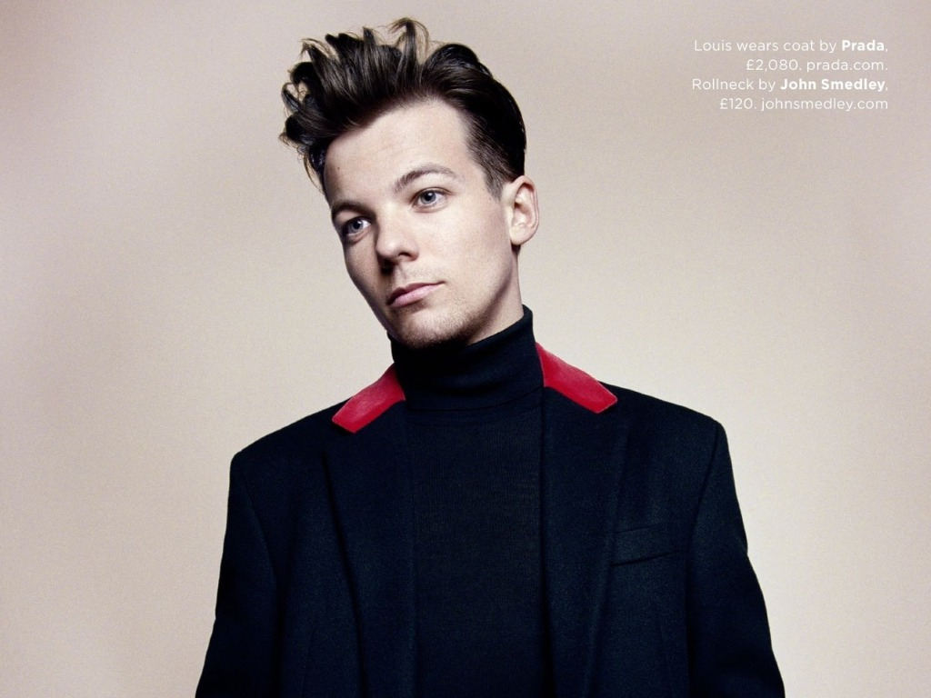 Louis Tomlinson Picture: One Direction Wallpaper (36083046