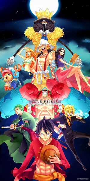 ...One Piece...