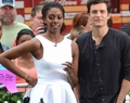 Orlando Bloom at Good Morning America - orlando-bloom photo