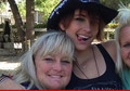Paris And Her Mother, Debbie Rowe - paris-jackson photo