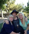 Paris With Her Mother And A Friend - paris-jackson photo