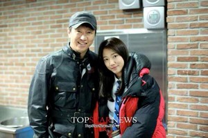 Park Shin Hye With Kim So Ru