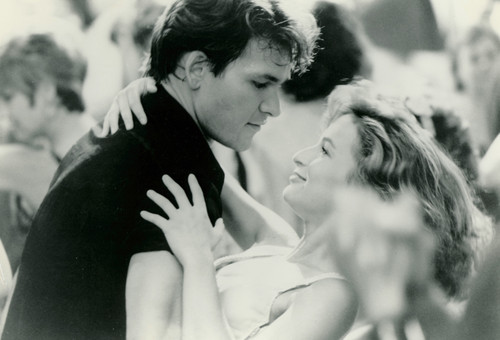 Patrick Swayze wallpaper titled Dirty Dancing