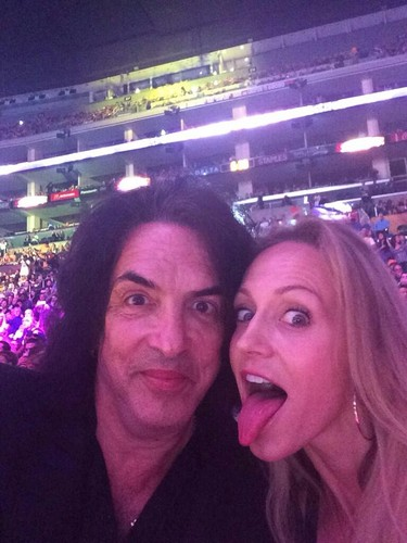 Paul Stanley پیپر وال containing a business district titled Paul & Erin ~November 10, 2013