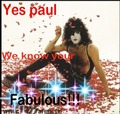 Paul ~Adorable - paul-stanley fan art
