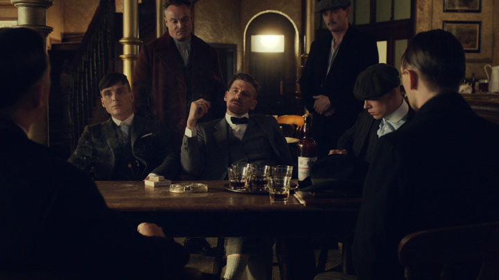 peaky blinders grace quotes