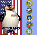 Veterans Day Tribute - penguins-of-madagascar photo