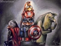 The Avengers of Madagascar - penguins-of-madagascar fan art