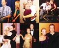 Jim parsons and kayley cuoco - penny-and-sheldon fan art