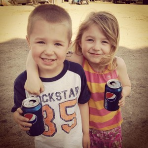Pepsi Kids