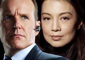Clark Gregg & Ming-Na Wen (Phil Coulson & Melinda May) - Agents of S.H.I.E.L.D.
