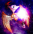 Space dreamer - phineas-and-ferb fan art
