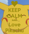 Pikachu - pokemon photo