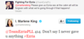 Marlene's King Tweet - pretty-little-liars-tv-show photo