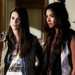 Emily and Paige - pretty-little-liars-tv-show icon