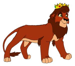 Prince Kovu