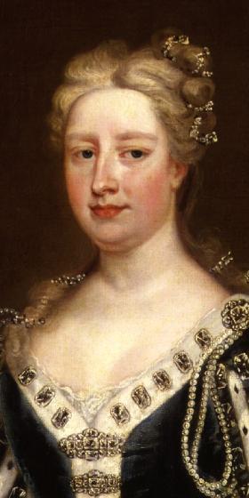 Princess Caroline of Great Britain (Caroline Elizabeth; 10 June 1713 – 28 December 1757)