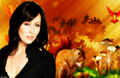 Prue in Autumn - shannen-doherty photo