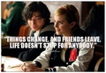 The Perks of Being a Wallflower - quotes photo