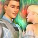 Prince Daniel and Odette