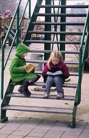 People Reading ♡