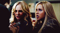Rebekah and Caroline