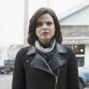Regina angry