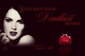 Regina's fragrance (not my pic)