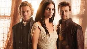 Reign Francis , Mary , and Bash