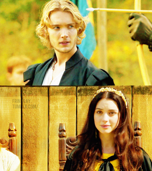 Reign tv Show Mary And Francis Reign tv Show Reign Francis