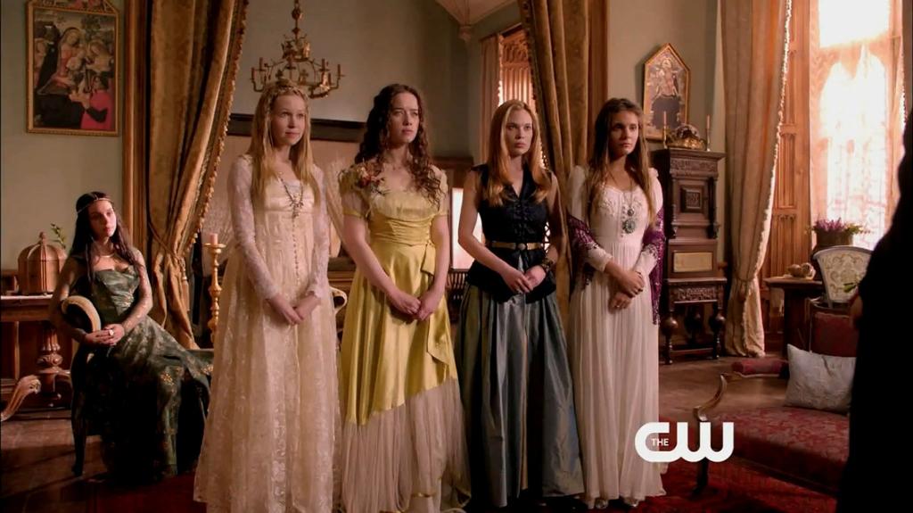 Reign Ladies in Waiting