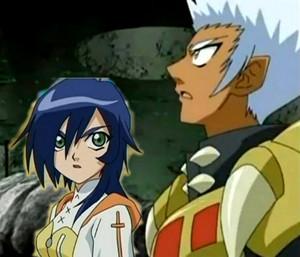 Ren and Fabia