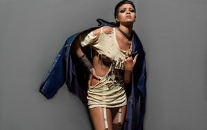 Rihanna 032c magazine