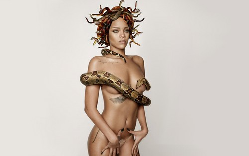 Rihanna wallpaper entitled Rihanna for GQ 2013