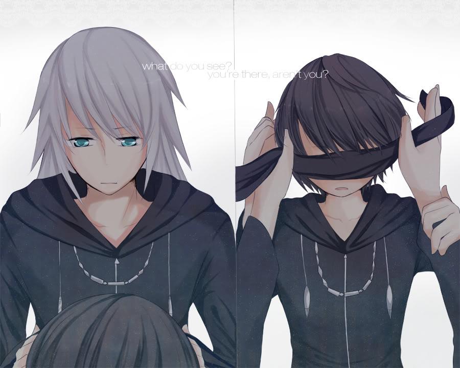 Riku x Xion {Ki... Kingdom Hearts Xion Death
