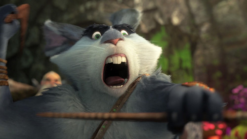 Random wallpaper entitled Rise of the Guardians - Easter Bunny / Bunnymund