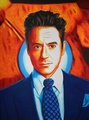 Robert Downey Jr - iron-man fan art