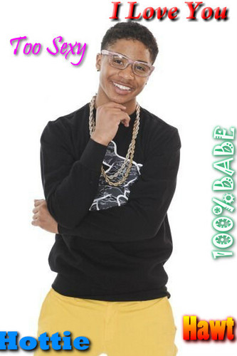 Roc Royal (Mindless Behavior) wallpaper with a portrait titled Roc Royal