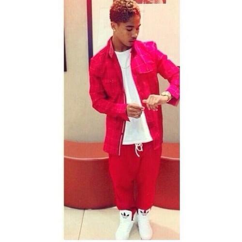 Roc Royal (Mindless Behavior) wallpaper with a well dressed person called Roc