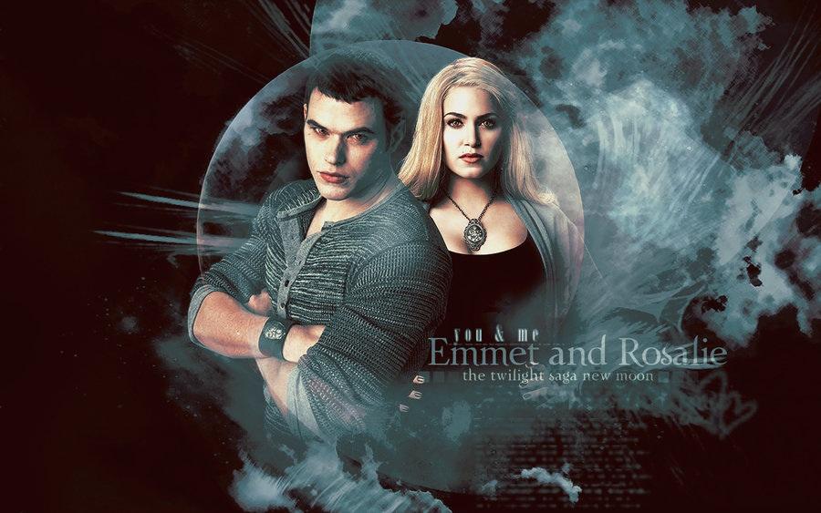 Rosalie and Emmett