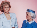 Rose & Sophia - the-golden-girls wallpaper