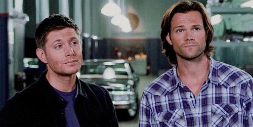 Dean And Sam 2014