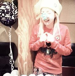 Dara's birthday celebration <3