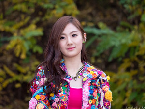 Sangmi @ Inkigayo Fanmeeting