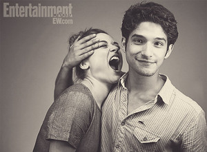 Scott and Allison