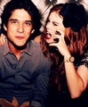 Scott and Lydia - teen-wolf photo