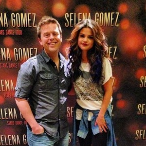 bintang Dance Tour US - Selena backstage - November 9