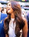 Selena at AT&T Stadium in Dallas TX (November 3)